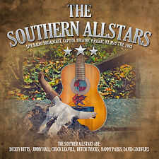 THE SOUTHERN ALLSTARS Live Radio Broadcast,Capitol Theatre Passaic...CD - 732042