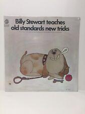 BILLY STEWART teaches old standards new ticks LP-1513 1st Press STILL SEALED1967