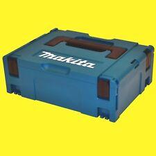 Makita Makpac tamaño 2 p-02375 SIN estante Systainer maleta