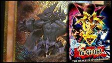 Yugioh Obelisk Tormentor The Dark Side of Dimensions movie FACTORY SEALED pack