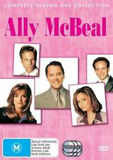 Ally McBeal Season 1 TV Series DVD R4 Postage