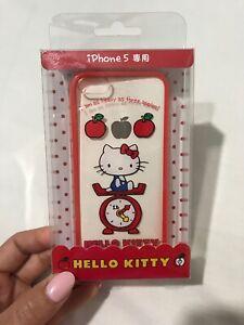 iPhone 5 Sanrio Original Hello Kitty Apples Phone Case Cover