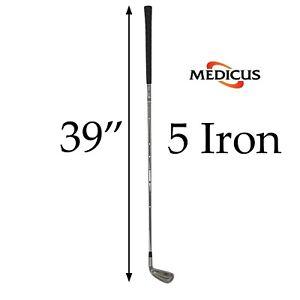 Medicus Sporting Good 5 Iron Right Hand 39 Inch Golf Club Equipment Free Ship