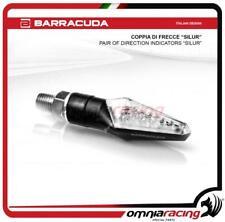 """Barracuda coppia Indicatori Direzione Frecce universali omologato """"SILUR"""""""