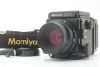 [NEAR MINT+3] Mamiya RZ67 Pro Sekor Z 110mm F2.8 W Lens 120 Film Back From JAPAN