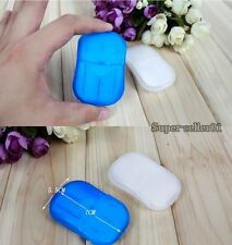 Newest 20 Sheet Travel Camping Portable Anti-Bacterial Clean Paper Soap Hot Sale