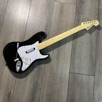 Harmonix Fender Stratocaster Guitar Hero Rockband Model 19091  Nintendo Wii