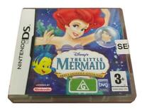 The Little Mermaid DS 2DS 3DS Game *Complete*