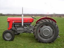 Massey Ferguson 65 Workshop & Parts Manual