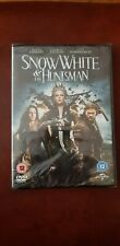 Snow White and the Huntsman Region 2 DVD New & Sealed