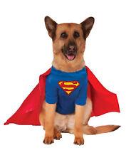 Superman Big Dogs Dc Superhero Pet Halloween Costume-Xxxl