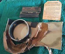 "John Deere B NOS .030"" Oversize Piston Rings AB1055R in Original Box"