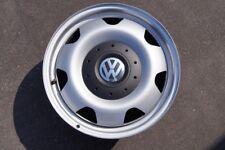 "1 Satz 4 Stück original VW T5 T6 Multivan Caravelle Transporter Stahlfelgen 17"""