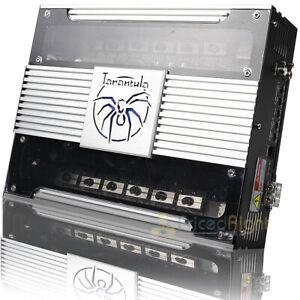 Soundstream Tarantula XP 18000W Monoblock Amplifier 1 Channel Amp TXP1.18000D
