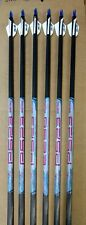 1/2 DZ New  Black Eagle Ps23 500/.001 Complete Arrows...AAE  Pro Max Fletchings