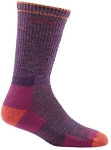 Darn Tough Cushion Boot Socks – Women's Plum Heather Large
