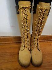 Women's Knee High Timberland Boots Size 9