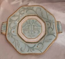 Fitz and Floyd Classics Clairmont 16� Octagon Serving Platter Christmas