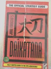 72326 N64 Magazine - Daikatana The Official Strategy Guide Magazine 2000