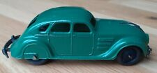 Dinky Toys Chrysler Airflow Saloon 30a Green in Excellent Original Condition