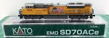 N Scale KATO SD70ACe 'Union Pacific' Road #9041 DCC Ready Item #176-8520