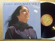 Joan BAEZ LP: Early Joan Beaz vol.1 (D; vanduard 0062.191)