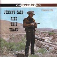 *NEW* CD Album Johnny Cash - Ride this Train (Mini LP Style Card Case)