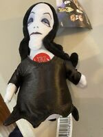 "The Addams Family 6"" Squeezer Morticia Musical Plush NEW"