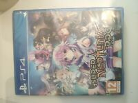 super neptunia rpg ps4 playstation 4 ps 4 neuf