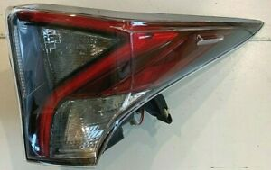 TYC Upper Right Side Tail Light Assembly for Toyota Prius 2016-2018 Models