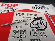 POP PACK: BLIND RIVETS