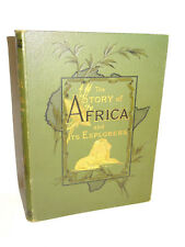 Brown: The Story of Africa and its Explorers Vol.II, Cassell & Company 1893