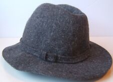 c74f1f89086 Vintage Biltmore Fedora Hat Gray Size 7 56cm Cap Made in Canada