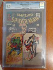 Amazing Spiderman # 37 cgc 8.5