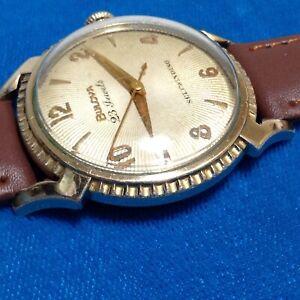 ⌛️BULOVA Spider legs Automatic 1957-Serviced-23 Jewels-Well Kept Mens Watch-Wow