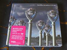 Slip Treble: Marillion : Somewhere In London Kentish Town Deluxe 2CD &DVD Sealed