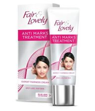 2X Fair & And Lovely Anti Marks Fairness Cream For Pimple Prone Skin 40Gm New