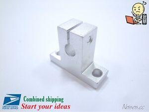 SK8 SK10 SK12 Linear Rod Rail Shaft Guide Support CNC 3D Printer RepRap Prusa i3