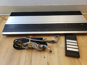 Bang & Olufsen Beomaster 2400- NICE! With connectors  & Remote