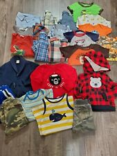 Baby Boy Lot Clothes 18 Months 35 pieces