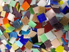 Vitreous Glass mosaic tiles 20*20mm for Craft and Art decoration Large pack 2 kg
