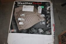 WeatherTech Floor Mats FloorLiner for Escalade/Tahoe/Yukon - 3rd Row - Black