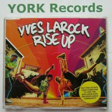 YVES LAROCK - Rise Up - Excellent Condition CD Single Data DATA159CDX