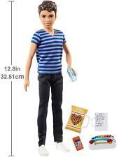 Barbie TEEN Boy DOLL Babysitter Kevin Cell PHONE baby bottle Skippers friend