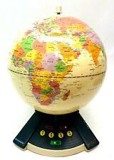 ExploraToy GeoSafari World Interactive Talking Geography Quiz Game Globe 6490