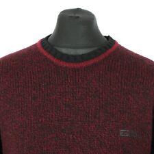 Vintage DIESEL Thick Woolen Jumper   Sweater Top Pullover Wool Knit Retro