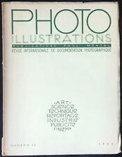 Artistes Photographes Belges. « Photo Illustrations », n° 12. Paul Montel, 1935.