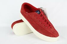 New Tretorn Women's NYLite3 Bold Sneakers Size 9m Red