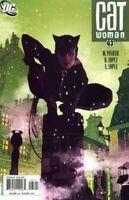 Catwoman #63  DC Comic Book, 2007, Adam Hughes, NM