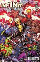 Infinity Countdown #5 Marvel Comic 1st Print 2018 Infinity war unread NM